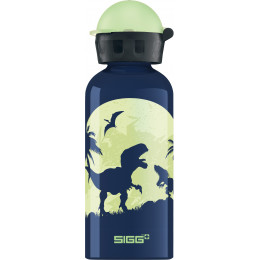 Drinkfles in aluminium - 400 ml - moon dino's