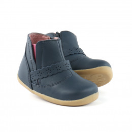 Enkellaarsjes Step up - Rider boot Navy 725201
