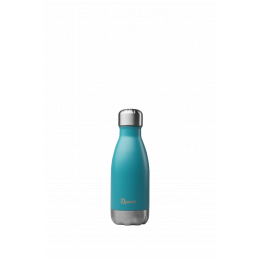 Isotherme drinkfles - Turquoise - 260 ml