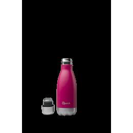 Isotherme drinkfles - Magenta - 260 ml