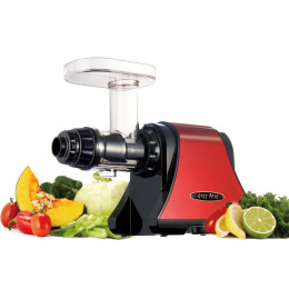 Multi-functionele juicer Jazz Alto rood