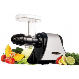 Multi-functionele juicer Jazz Alto licht grijs