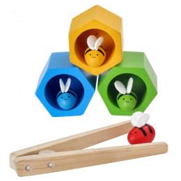 Bijenkorfspelletje - vanaf 3 jaar