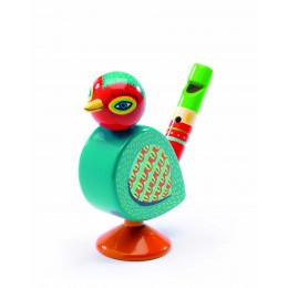 Muzikaal Houten Vogelfluitje - Animambo