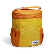"""Isothermische tas """"Monnom"""" - Oranje"""