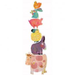 Superleuke Dierenpuzzels - Dandelion & Friends