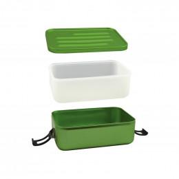 groene lunchbox 'Plus'