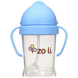 Zoli Bot XL Drinkbeker met rietje Blauw - 270ml