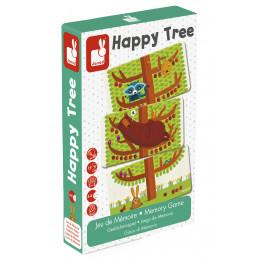 Geheugenspel Happy Tree - vanaf 4 jaar