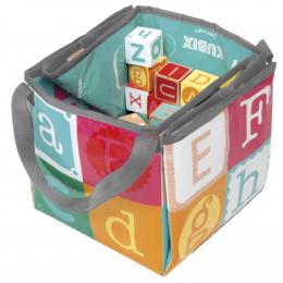 40 Kubix blokken 'letters en cijfers' - vanaf 2 jaar