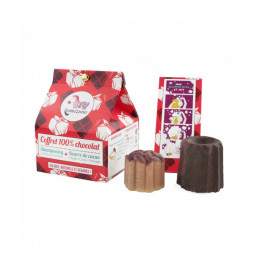 Solide kit - Chocolade shampoo en cacaoboter
