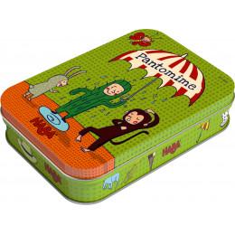 Leuk Gezelschapsspel - Pantomime spel in blikken doosje