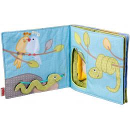 Stoffen Speelboekje - Ollie Olifant