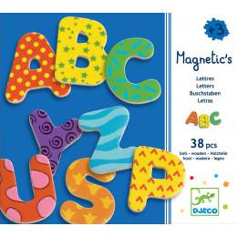 Set Magnetische Letters - 38 Stuks