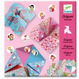 Knutselset Origami Vouwen - Origami Orakel