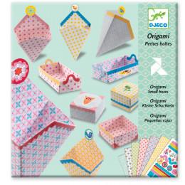 Origami workshop 'kleine doosjes' - vanaf 7 jaar