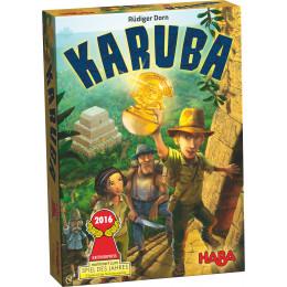 Avontuurlijk Gezelschapsspel - Karuba