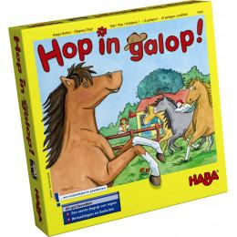 Beestig Gezelschapsspel - Hop in Galop - 3 varianten