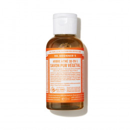 Vloeibare castillezeep - Tea Tree - 59ml