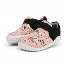 Schoenen I-walk Street - Aktiv Spekkel Printed Pink - 633905