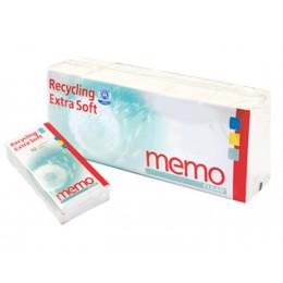 Zakdoekjes van gerecycleerd papier - 15 pakjes