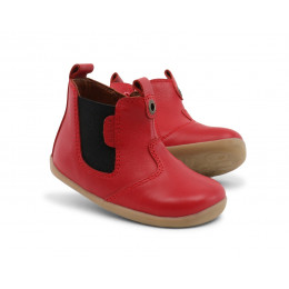 Step up schoenen  - Jodphur Boot Red 721901
