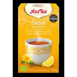 Detox with Lemon - 17 theezakjes