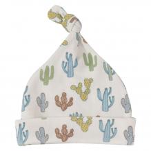 Babymutsje uit BIO katoen met cactus print