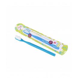 Tandenborstel met verwisselbare kop - medium borstel