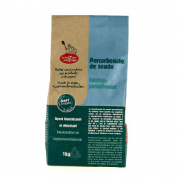 Natriumpercarbonaat - Bleekmiddel en ontvlekker