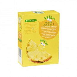 Gourde de fruit Kidz  Ananas 4 x 90 g