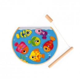 Behendig visspel/puzzel - Speedy Fish