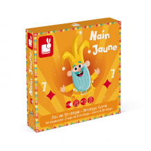 Gezelschapsspel Nain jaune vanaf 5 jaar