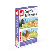 Puzzel Trionimo vanaf 3 jaar