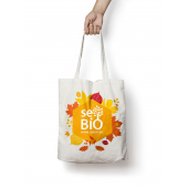 Sac Sebio à anses longues en coton Bio Printemps