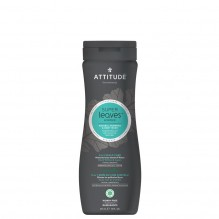 Body and Hair Wash 2-in-1 - Anti-roos verzorging 473 ml - Super Leaves