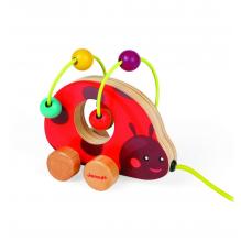 Lieveheerstbeestje mini-looping - vanaf 1 jaar