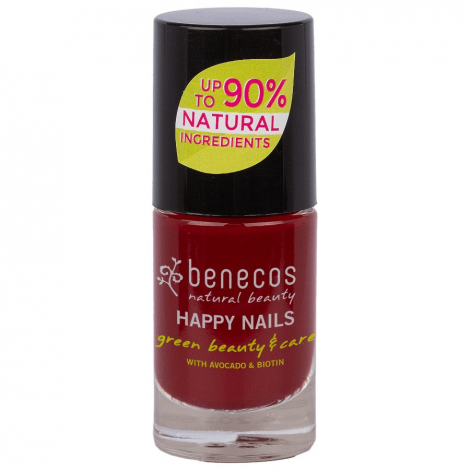 Nagellak - cherry red - 044 - 9 ml