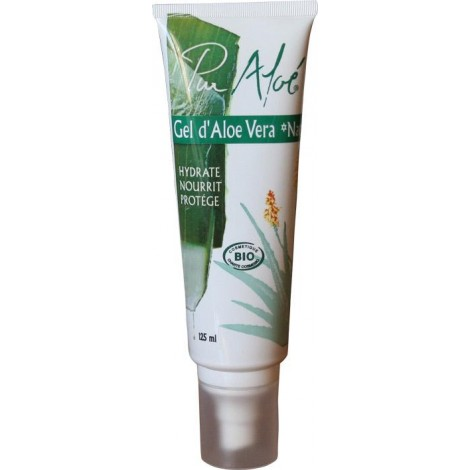 Aloe Vera Gel - 125 ml en 250 ml