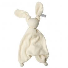 Knuffeltje Floppy badstof - Off white/off white