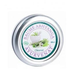 Massagebalsem Ayurvedische Abhyanga met 18 biologische planten