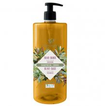 Shampoo en Douche - 1 liter - Olijfolie - Salie