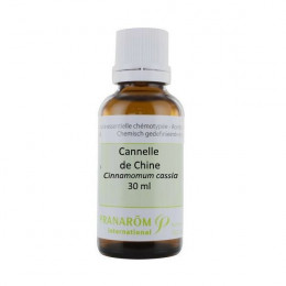 Chinese kaneelboom essentiële olië - 30 ml