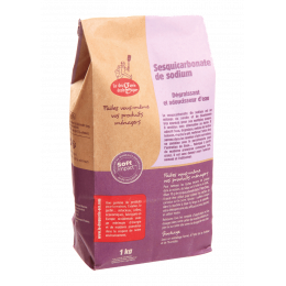 Natrium Sesquicarbonaat - 1kg
