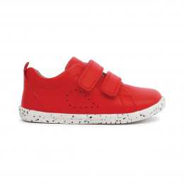 Schoenen I walk - Grass Court Casual Shoe Red - 633713