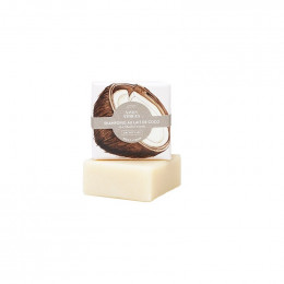 Solide shampoo - Kokosmelk BIO - 70 g