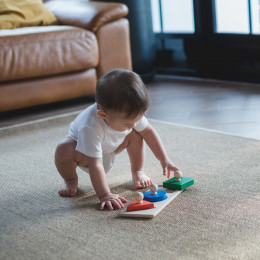 Puzzel vormen - vanaf 12 maanden