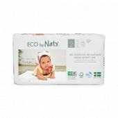 Eco luiers - Maat 2 (3-6kg) - 33 stuks