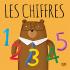 Cijfers - reuzenpuzzel + boek + puzzel - vanaf 2 jaar