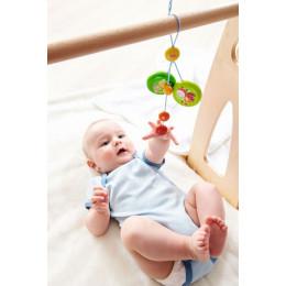 Hochet à suspendre - petits amis - dès la naissance